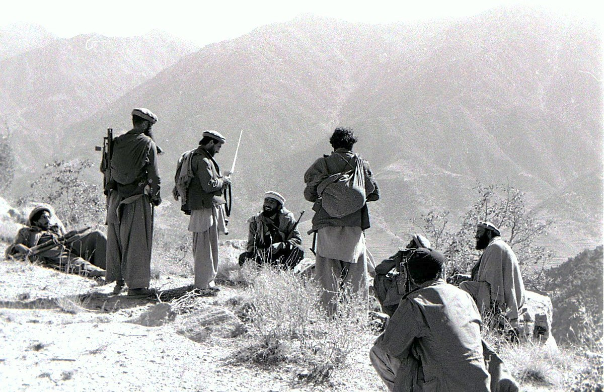 الحرب السوفيتية في أفغانستان - ويكيبيديا