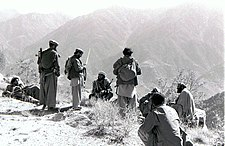 Mortar attack on Shigal Tarna garrison, Kunar Province, 87.jpg