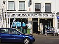 Mortons The Padlock, Ironmongers,Redhill - geograph.org.uk - 808534.jpg