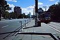 Moscow, Yeniseyskaya Street, 'Pechorskaya Street' tram stop (21247524735).jpg