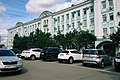 Moscow, office building of Oktyabrskaya Railway (21222081386).jpg