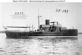 USS <i>Hopestill</i> (SP-191)