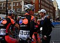 Motorpoint riders talk strategy before the race.jpg