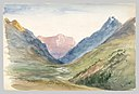 Mountain View at Bormio (from Switzerland 1869 Sketchbook) MET 50.130.147dd.jpg
