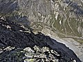 Mountain pass route of Julier as seen from Piz Polaschin.jpg