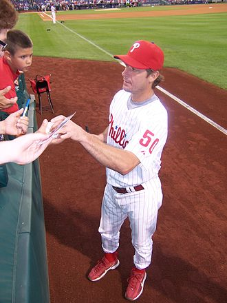 Jamie Moyer - Moyer Foundation serves children under distress in Philadelphia and Seattle.