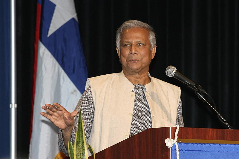 File:Muhammad Yunus in Houston.jpg