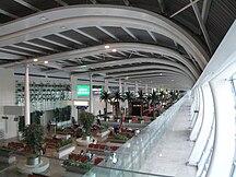 Chhatrapati Shivaji Maharaj International Airport-Terminals-Mumbai airport domestic departure terminal 1C (8)