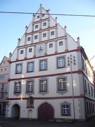 Munderkingen - Munderkingen Town hall