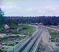 Murmansk Railway, Lizhma, 1916.jpg