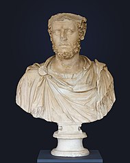 Bust of an unknown man Ra 72