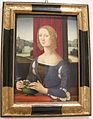 Musei di San Domenico, lorenzo di credi, dama dei gelsomini 1485-90.JPG