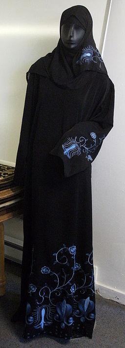 Muslim Clothing Abaya
