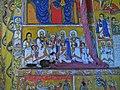 Muurschilderingen in een kerk aan het Tanameer in Ethiopië (6821423819).jpg
