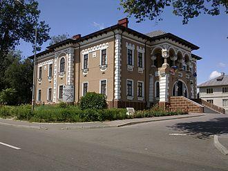 Baia County - The Baia County Prefecture building of the interwar period, now an art museum.