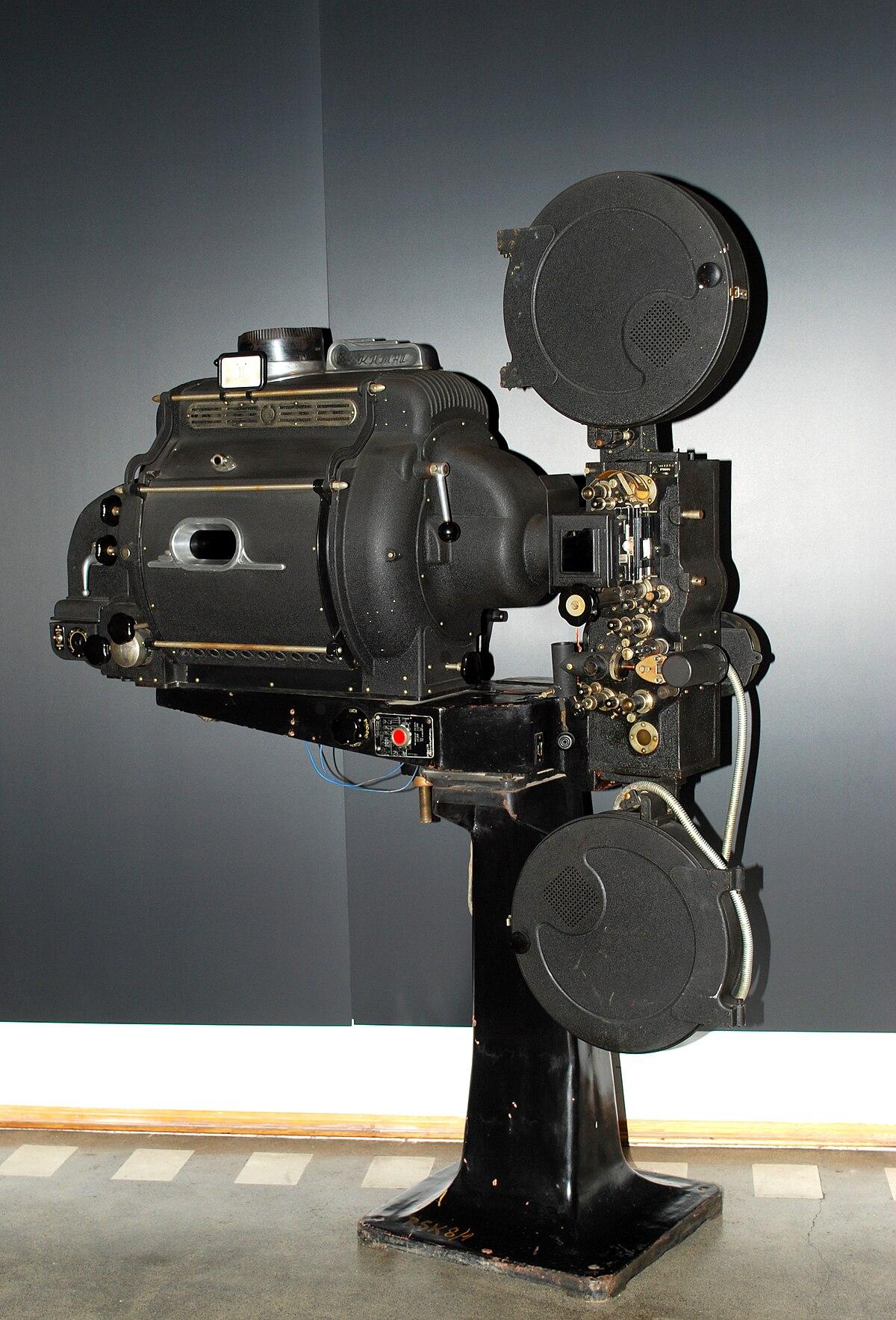 Скачать звук старого кинопроектора
