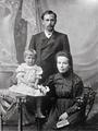 Mykola Leontovych's family.png