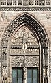 Nürnberg St. Lorenz Hauptportal Tympanon 01.jpg