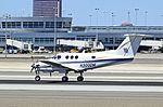 N300DM 1981 Beech F90 C-N LA-165 (5685934758).jpg