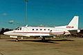 N58JM Sabreliner MAN SEP90 (6783787698).jpg