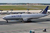 N776UA - B772 - United Airlines