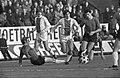 NEC tegen Ajac 0-0. Links op de grond Kornelis, rechts Eggekamp, Ruud Krol kijkt, Bestanddeelnr 923-1691.jpg