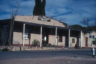 Nellie Cashman - Nellie Cashman's Hotel in Tombstone