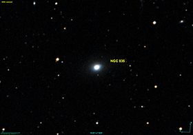 Image illustrative de l'article NGC 836
