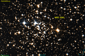 Image illustrative de l'article NGC 2383