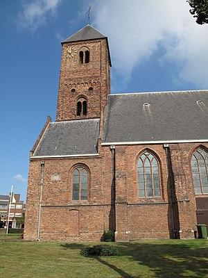 Naaldwijk - Image: Naaldwijk, Oude Kerk foto 4 2009 09 27 11.49