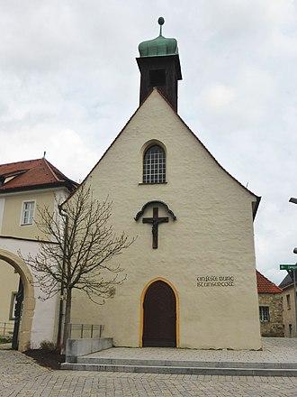 Nabburg - Nabburg Laurentius church