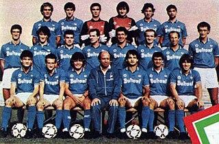 1986–87 Serie A 85th season of top-tier Italian football