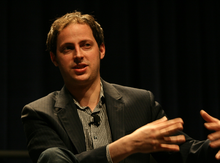 A photo of Nate SIlver