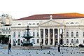 National Theatre in Rossio Square, Lisbon, Portugal - panoramio.jpg
