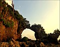 Natural Coral Bridge, NeilI Island , Anadaman.jpg