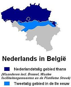 Nederlands in België - Wikipedia