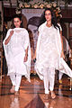 Neelam Kothari, Neha Dhupia at Rajesh Khanna's prayer meet 31.jpg