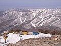 Nekoma volcano from Mount Bandai 2010.05.02.jpg