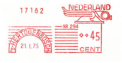 Netherlands stamp type F2.jpg