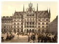 New City Hall, Munich, Bavaria, Germany-LCCN2002696132.tif