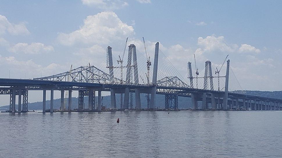 New Tappan Zee Bridge June 2017