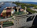 New York Maersk Container Ship in Port Everglades.jpg