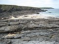 Newtrain Bay, near Trevone - geograph.org.uk - 1534594.jpg
