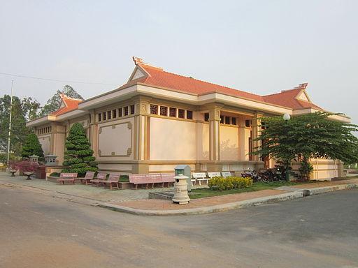 Nhà trưng bày về Nguyễn Sinh Sắc