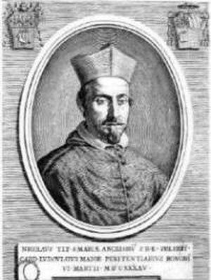 Niccolò Albergati-Ludovisi - Cardinal Niccolò Albergati-Ludovisi.