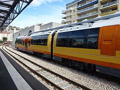 Arrivees Gare De Nice Ville