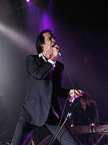 Nick Cave nel 2004