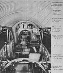 Nieuport-Delage NiD 590 cabin looking aft NACA-AC-173.jpg