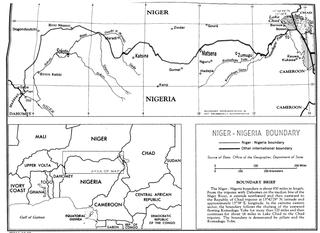 Niger–Nigeria border