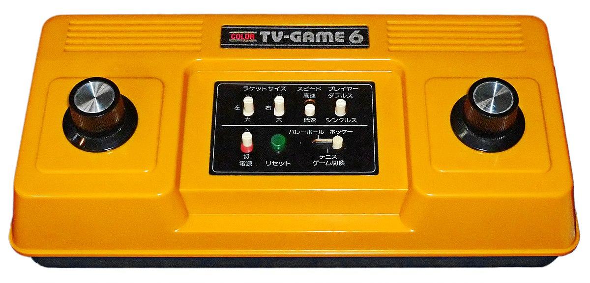 Nintendo Color Tv Game : Color tv game — wikipédia
